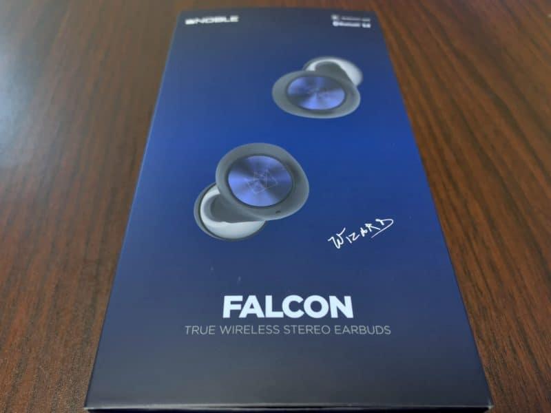 Noble Audio FALCON パッケージ