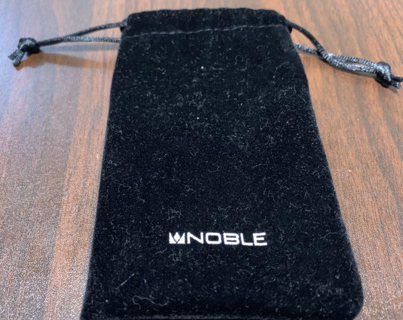 Noble Audio FALCON ポーチ