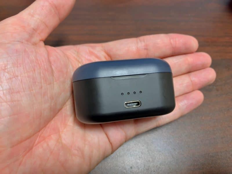 Noble Audio FALCON USB端子