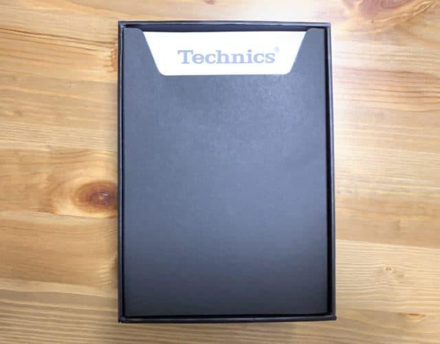 Technics EAH-AZ70W 外箱開封