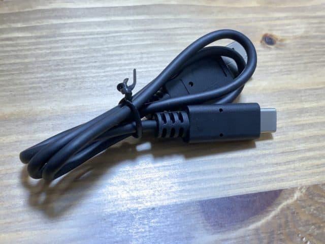 Technics EAH-AZ70W USBケーブル