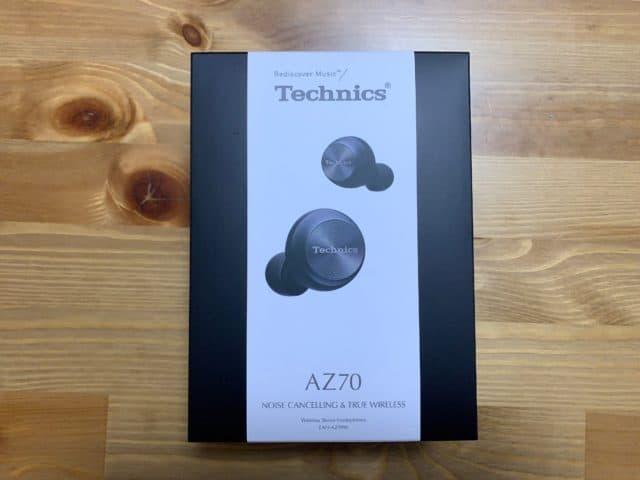 Technics EAH-AZ70W 外箱