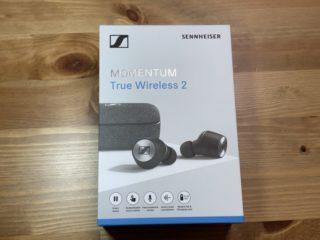 MOMENTUM True Wireless 2 パッケージ