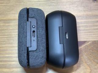 EAH-AZ70W MOMENTUM True Wireless 2 充電ケース比較