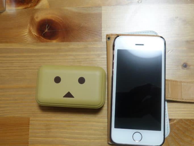 iPhoneSEと比較