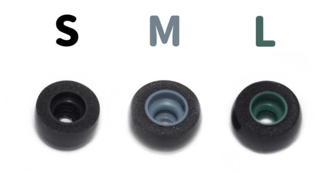 ikko i-Planetの軸の色は Sは黒、Mは青、Lは緑