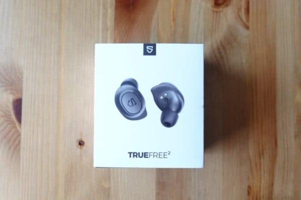 SOUNDPEATS TrueFree 2 パッケージ