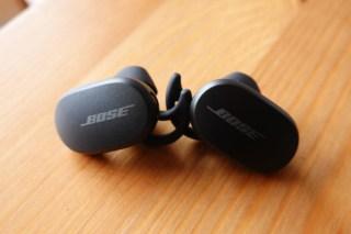 【BOSE QuietComfort Earbuds レビュー】AirPods Proとの比較も