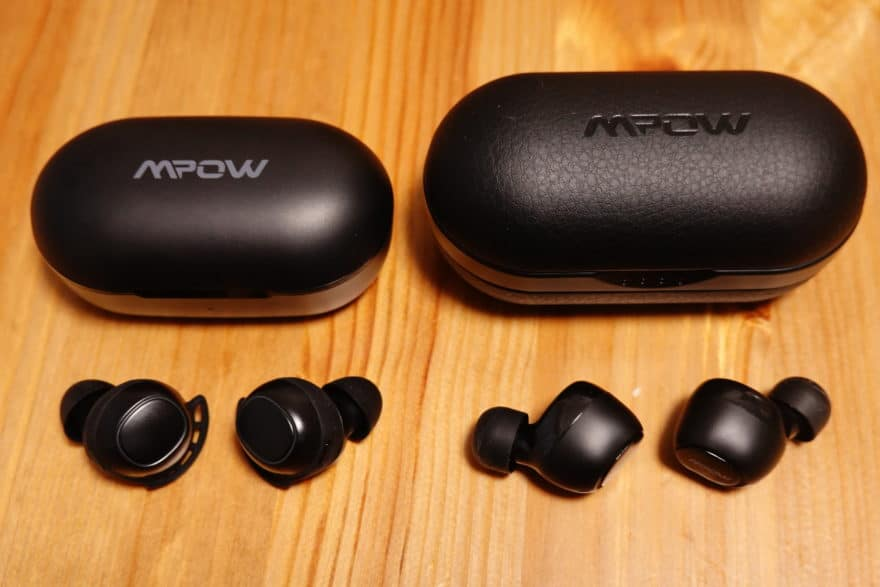 Mpow M30とM5を比較