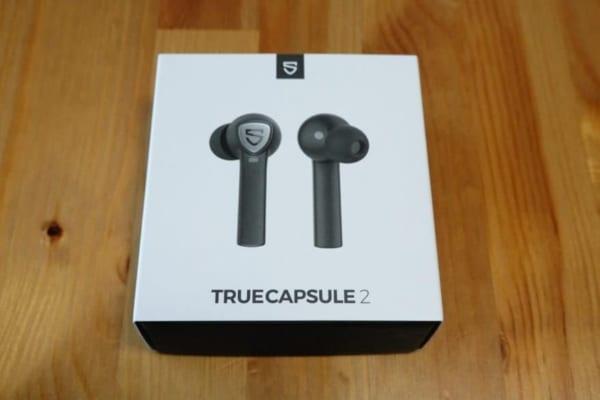 SOUNDPEATS TrueCapsule2 パッケージ