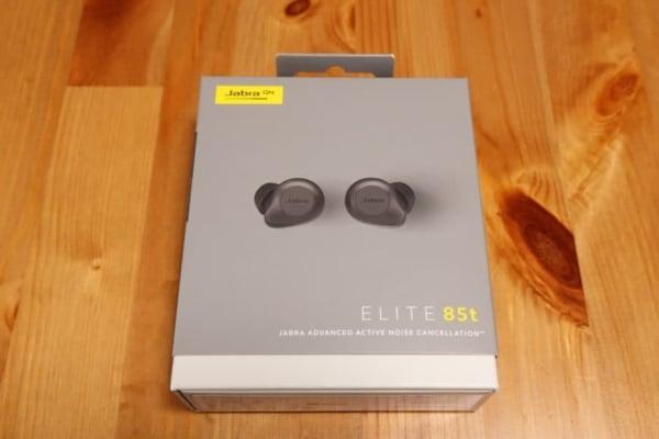 Jabra Elite 85t パッケージ