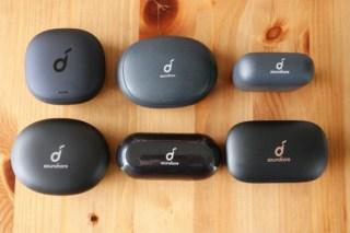 【6製品徹底比較!】Anker(アンカー)の完全ワイヤレスイヤホンおすすめはどれ?