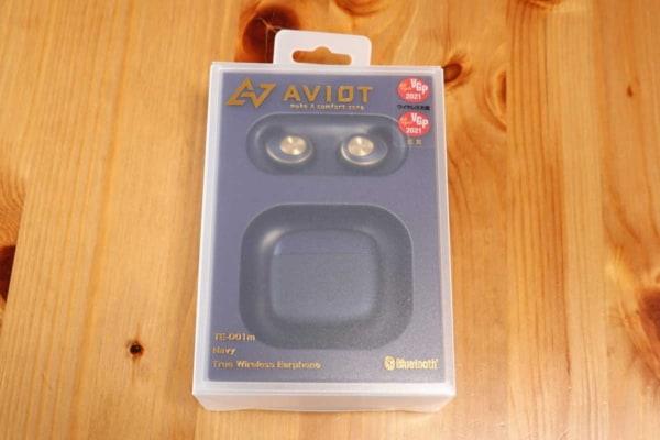 AVIOT TE-D01m パッケージ