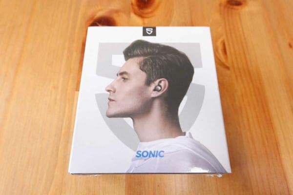 SOUNDPEATS sonic パッケージ
