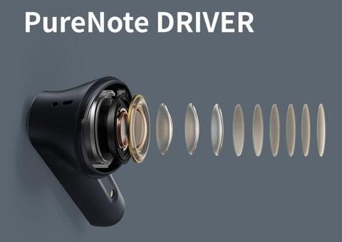 PureNoteドライバー