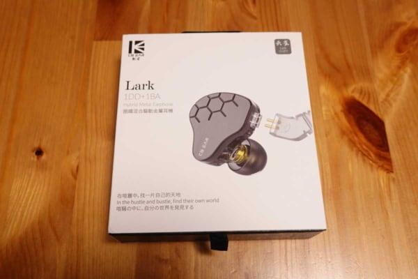 KBEAR LARK パッケージ