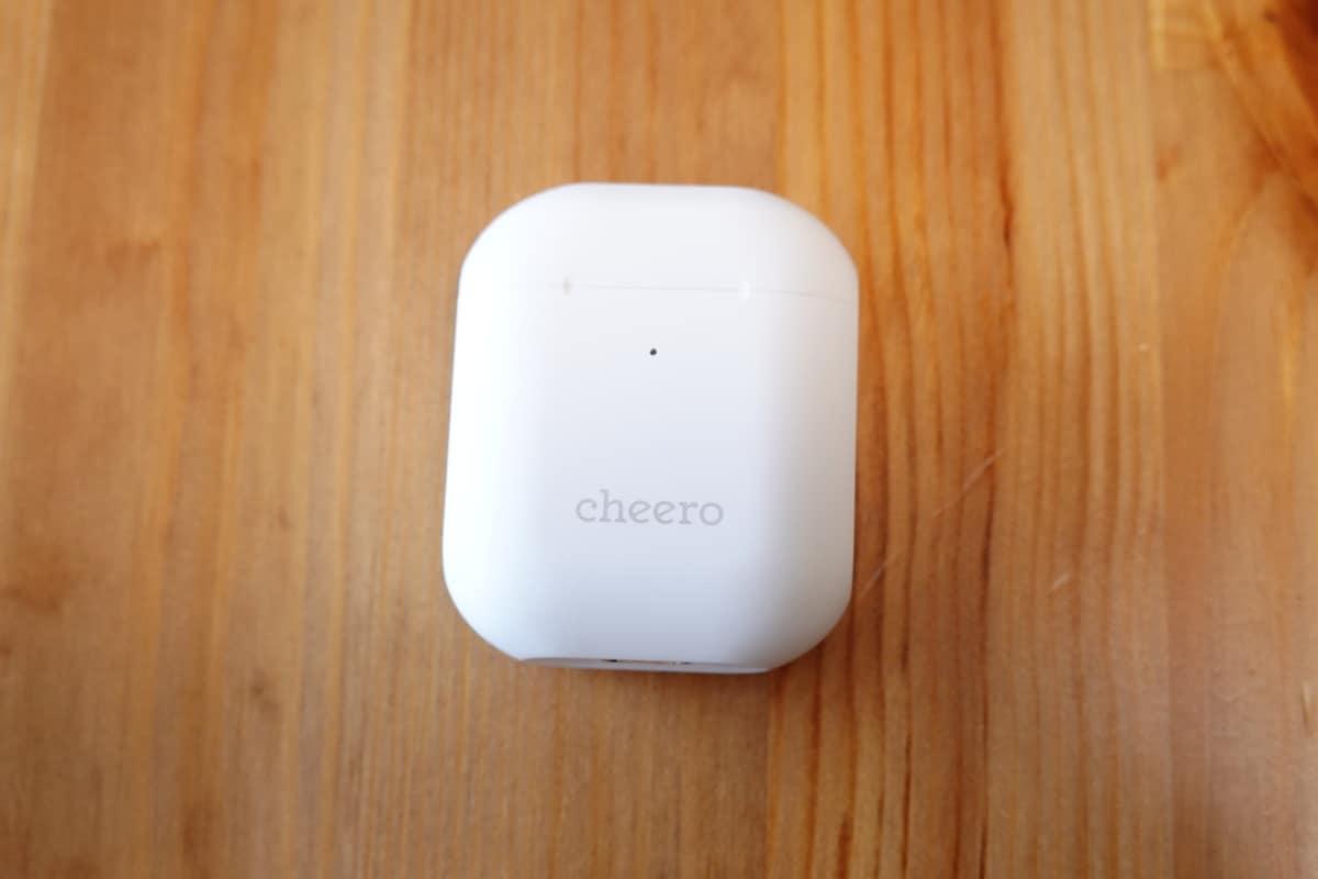 Wireless Earphones Light Style 2 (CHE-632)の充電ケース