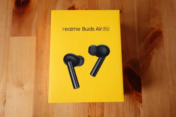 realme Buds Air Pro パッケージ