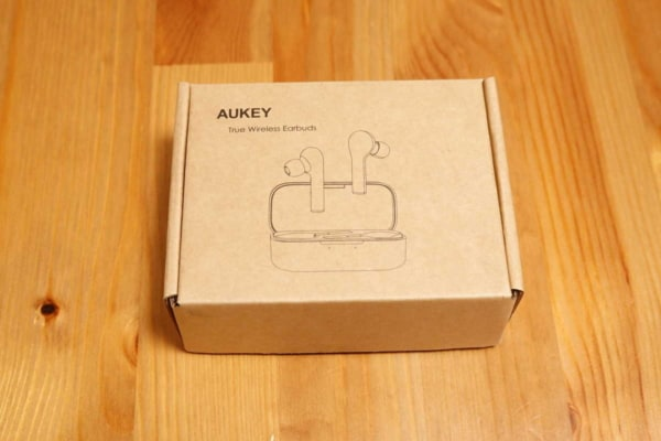 AUKEY EP-T21のパッケージ