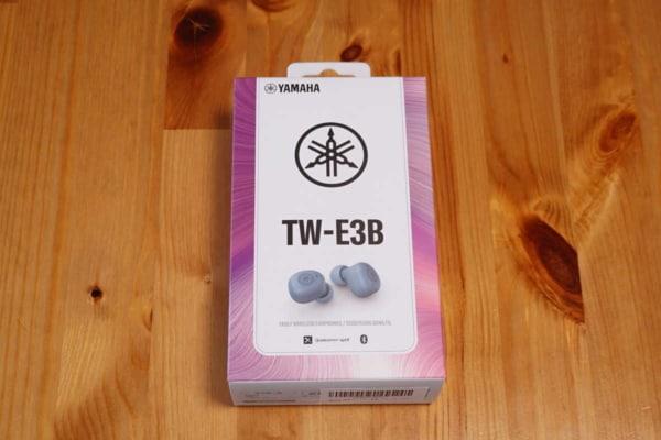 YAMAHA TW-E3B パッケージ