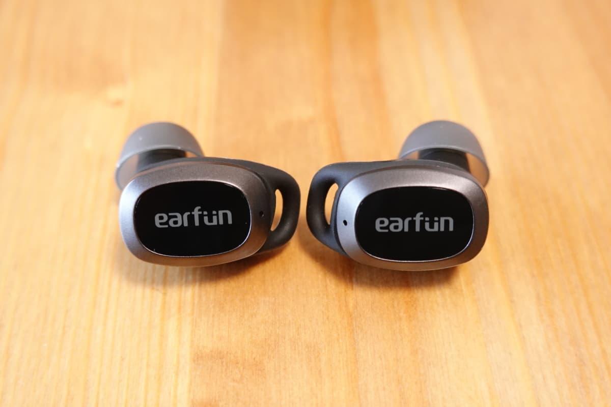 EarFun Free Proのイヤホン本体