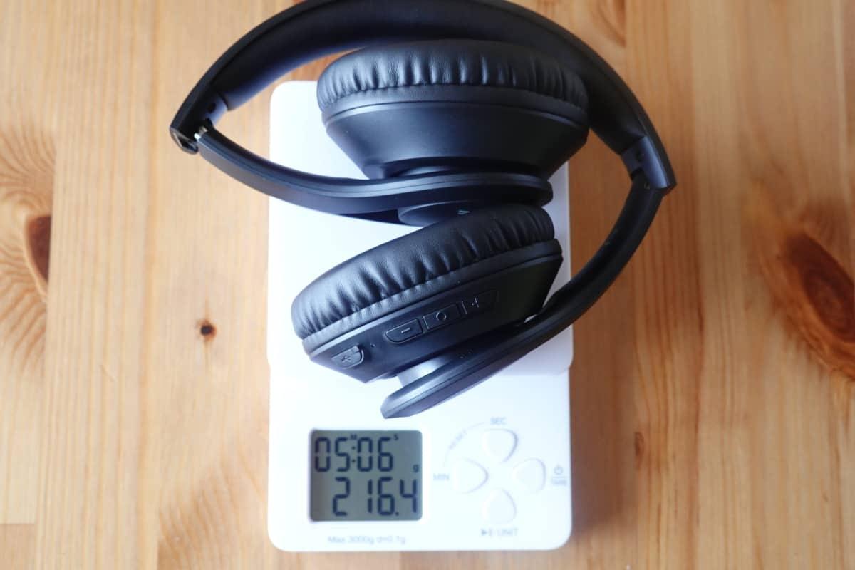 Mpow 059 Liteの重さ
