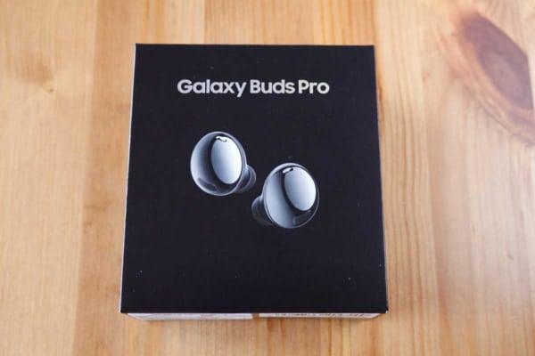 Galaxy Buds Pro パッケージ