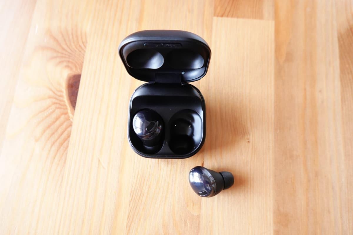 Galaxy Buds Proは片耳での使用もできる