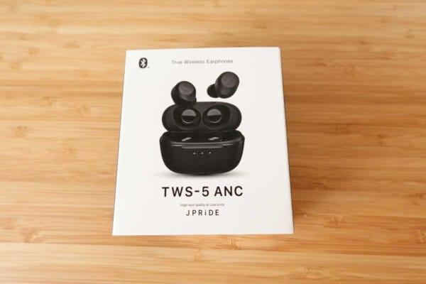 TWS-5 ANC 外箱