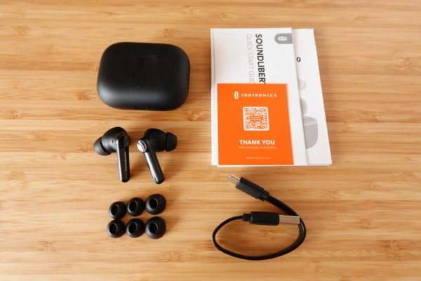 SoundLiberty Pro P10 付属品