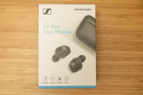 CX Plus True Wireless 外箱